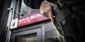 anti rapina istituto di vigilanza privata